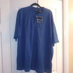 Brand new tshirt with buttons on front